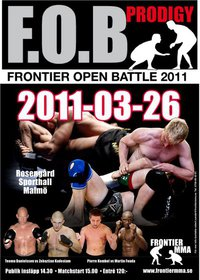 Frontier Open Battle PRODIGY
