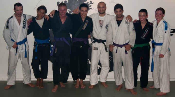 Graduering 09 marts 2011 i brazilian jiu jitsu