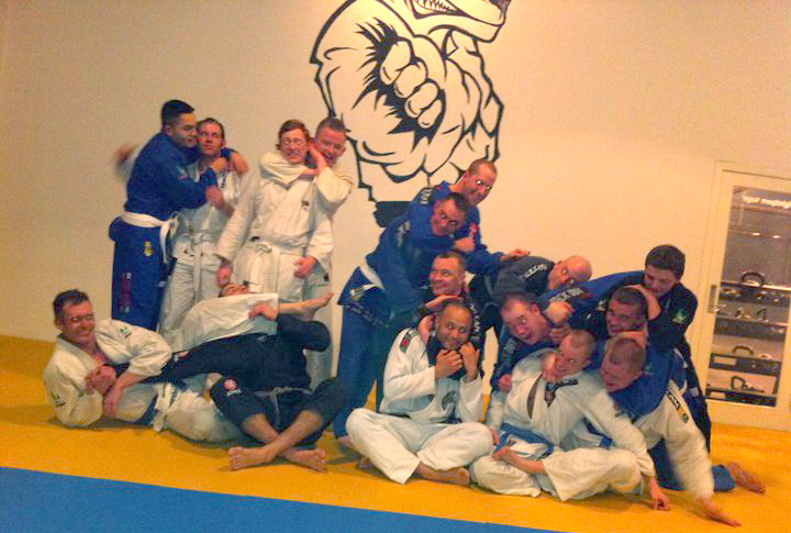 Køge Fightsport Gruppe billede