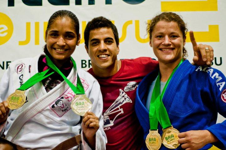 Rico Vieira og Ida til Brasileiro 2011