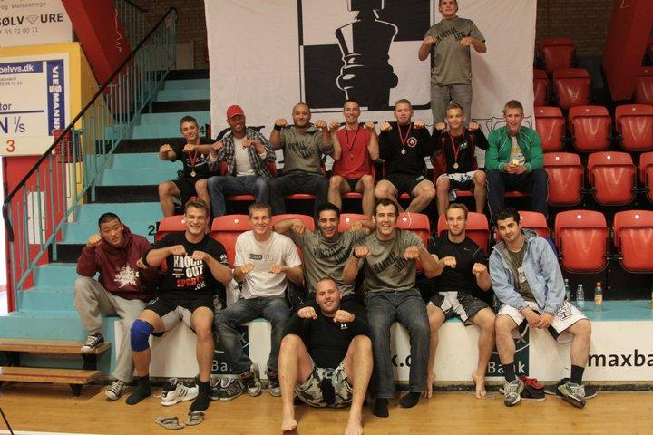 CheckMat Danmark til Nordic Open BJJ 2011