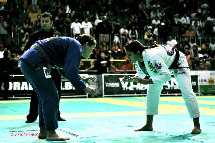 Ida imod Beatriz Mesquita til Rio Open i Brasilien