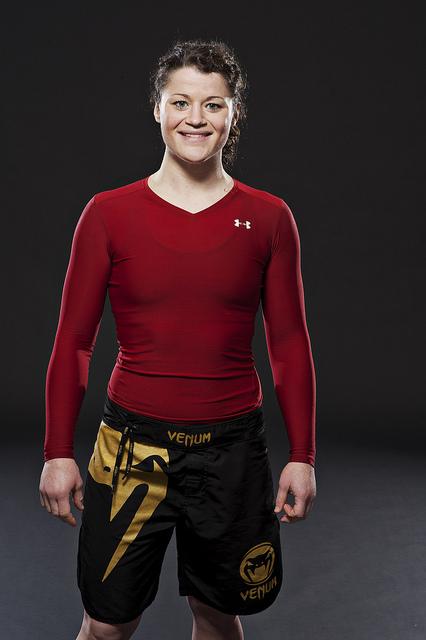 Ida Hansson til ADCC
