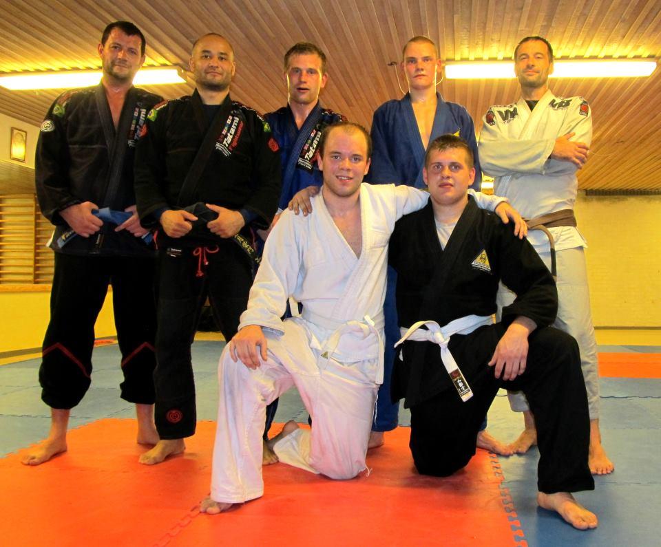 Seminar hos Lyngby BJJ