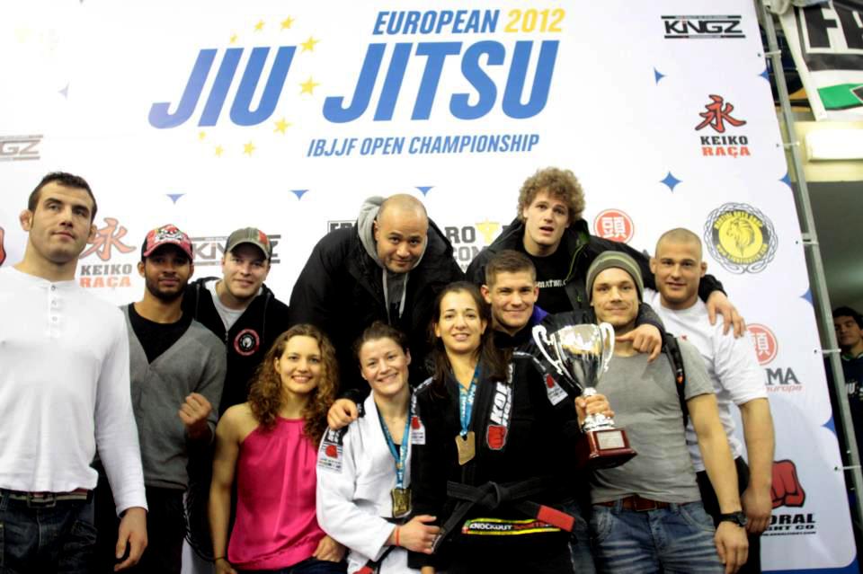 EM 2012 CheckMat Danmark Team