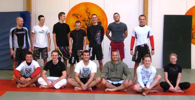 Kodokan Odense BJJ Seminar 26 februar 2012