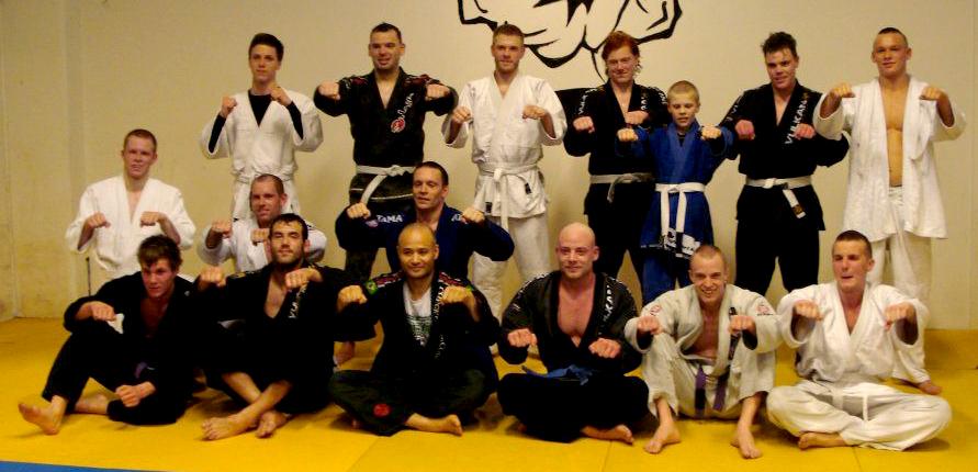 Brazilian Jiu Jitsu Seminar hos Køge Fightsport