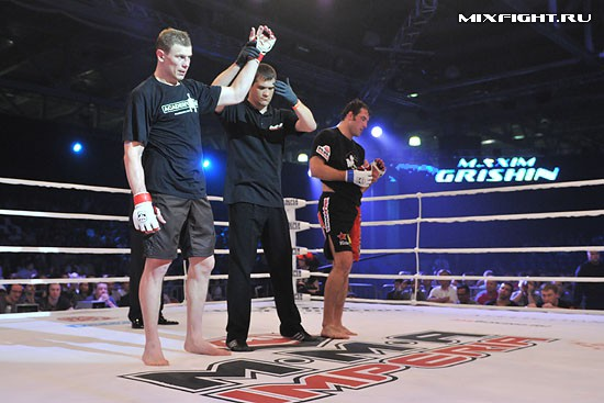 Joachim vs Maxim Grishin til M1 global