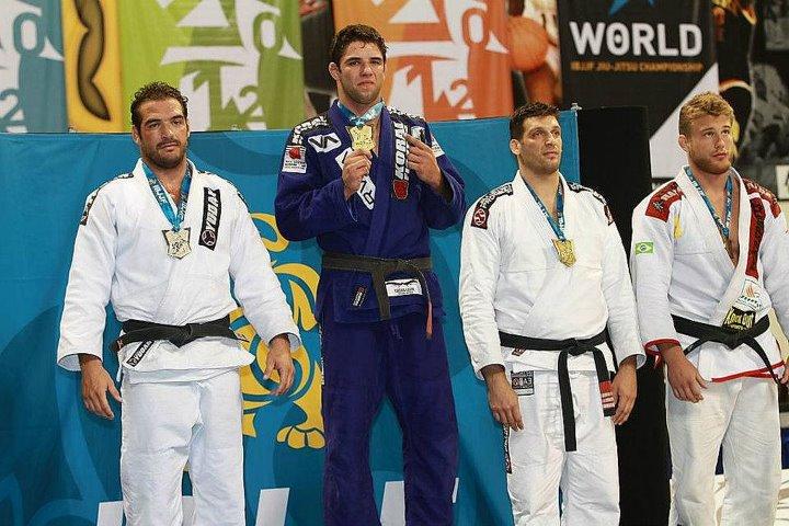 Alexander Trans får bronze til VM 2012