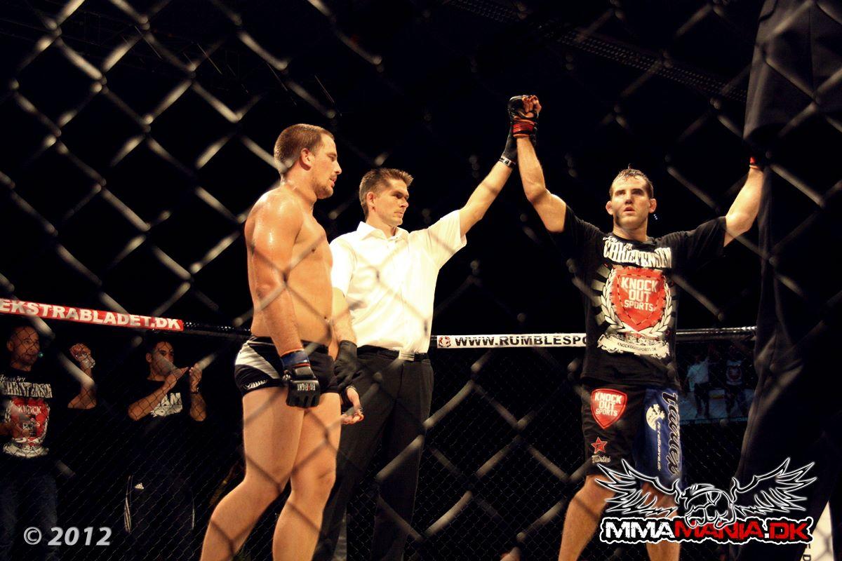 MMA: Arte Suave vinder til Royal Arena