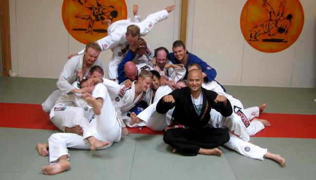 Kodokan BJJ seminar
