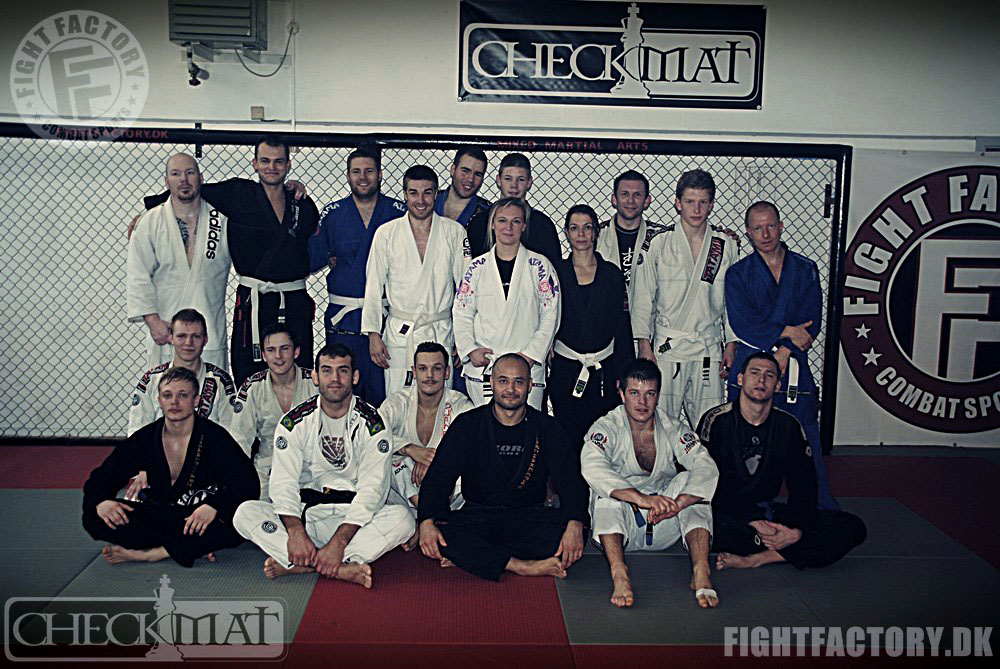 Seminar i Roskilde Fight Factory